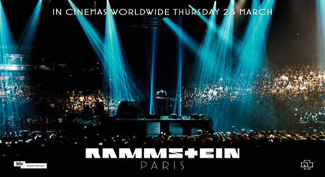 RAMMSTEIN: PARIS - MUSIC EVENT