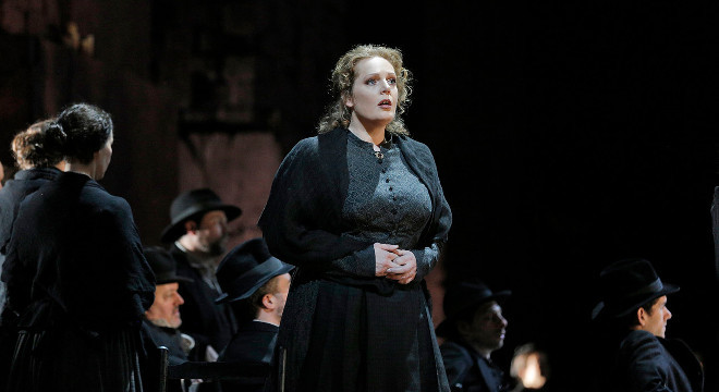 METOPERA: LA FANCIULLA DEL WEST(REVIVAL)