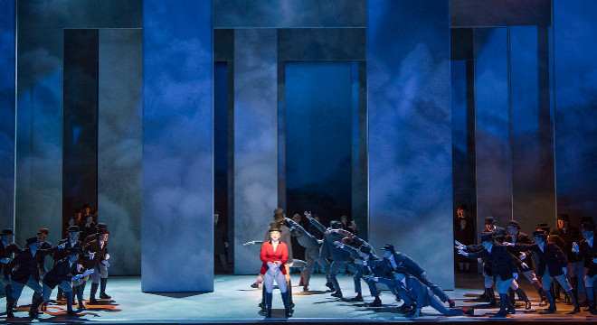 METOPERA: MARNIE (PREMIERE PRODUCTION)