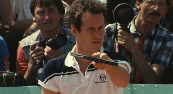 John McEnroe: In the Realm of Perfection