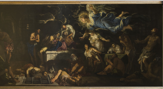 AOS: TINTORETTO A REBEL IN VENICE