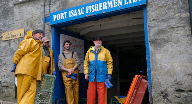 FISHERMAN'S FRIENDS OPENING WEEK EVENTS