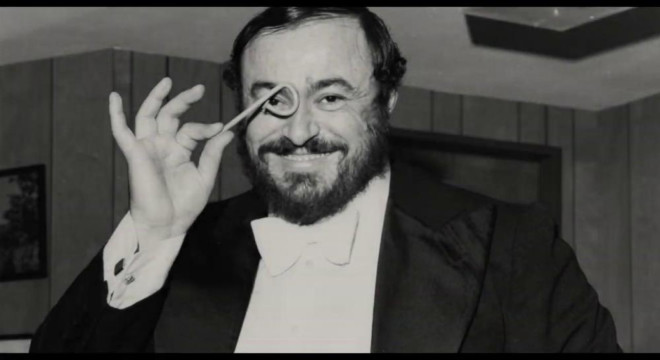 PAVAROTTI - PIZZA & PASTA NIGHT CELEBRATION