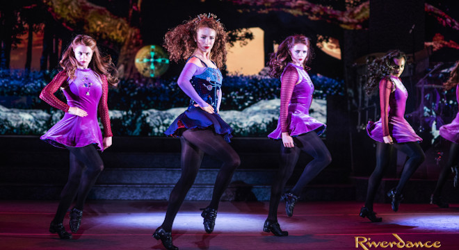 RIVERDANCE The New 25th Anniversary Show