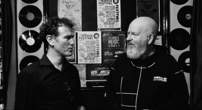 CREATION STORIES Livestream Q&A with ALAN MCGEE.