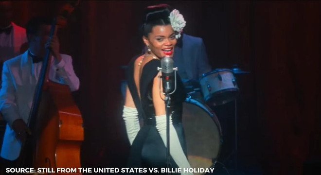 United States vs Billie Holiday, The