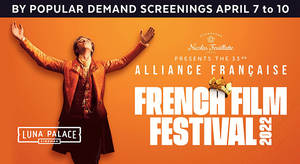 Alliance Francaise French Film Festival 2019