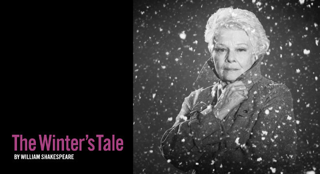 1581 KBTC: JUDY DENCH & KENNETH BRANAGH in THE WINTER'S TALE