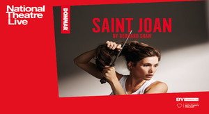 NTLIVE: SAINT JOAN