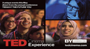 TED2017 CINEMA EXPERIENCE