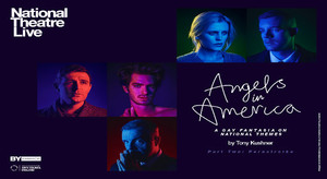 NTLIVE: ANGELS IN AMERICA PART 2