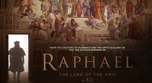 RAPHAEL THE LORD OF THE ARTS 3D