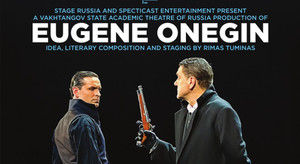 2183 STAGE RUSSIA: EUGENE ONEGIN
