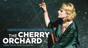 2184 STAGE RUSSIA:THE CHERRY ORCHARD