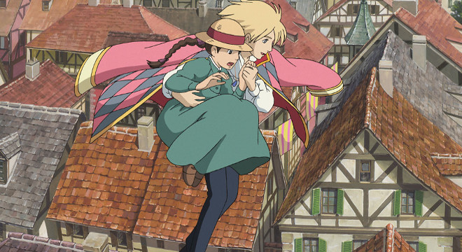 2292 STUDIO GHIBLI: HOWL'S MOVING CASTLE