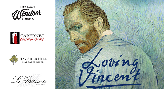 2402 LOVING VINCENT SUNDAY SOIREE