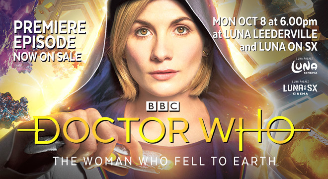 2445 DOCTOR WHO: THE WOMAN WHO FELL TO EARTH