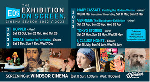 EXHIBITION ON SCREEN 2020