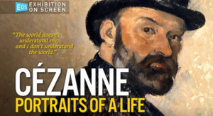2532 EOS: C�ZANNE - PORTRAITS OF A LIFE