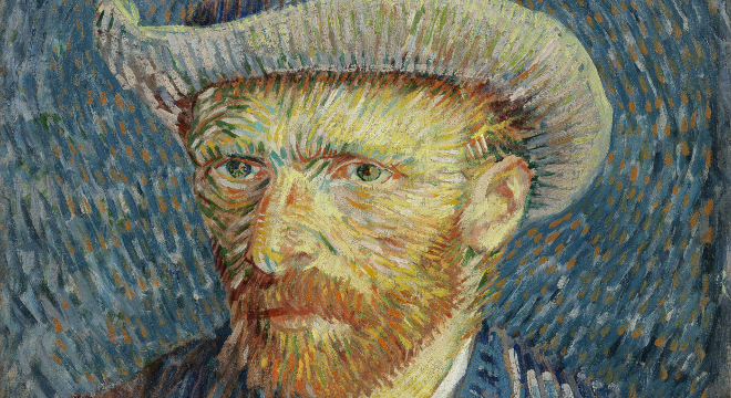 EOS: VINCENT VAN GOGH: A NEW WAY OF SEEING
