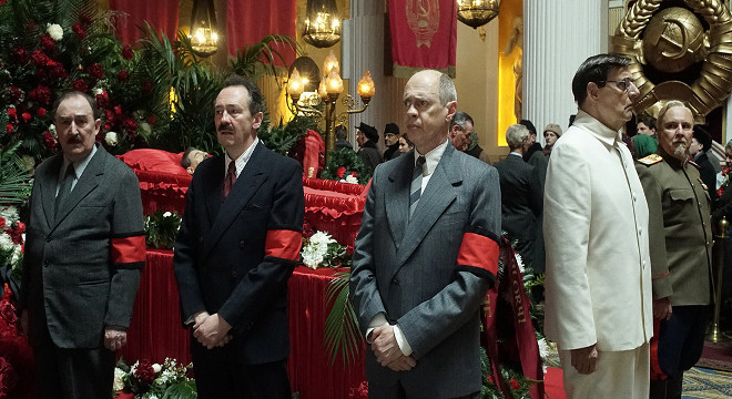 THE DEATH OF STALIN CELEBRATION