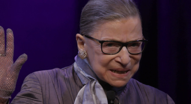 2584 RBG - Ruth Bader Ginsburg. Hero.Icon.Dissenter