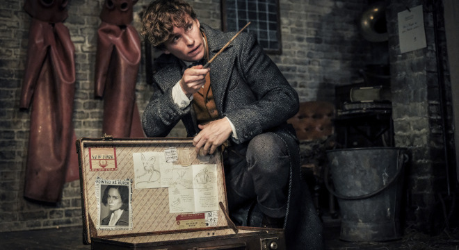 2852 Fantastic Beasts: The Crimes of Grindelwald