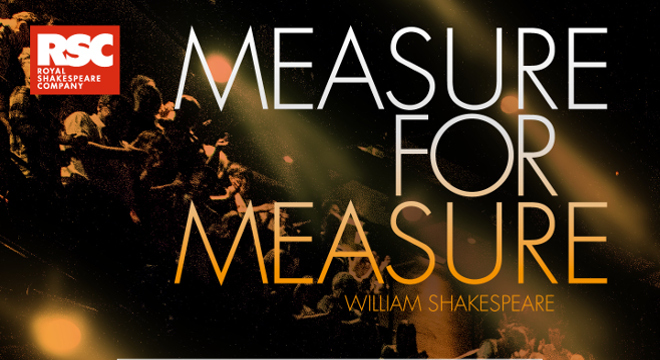 RSC19: MEASURE FOR MEASURE