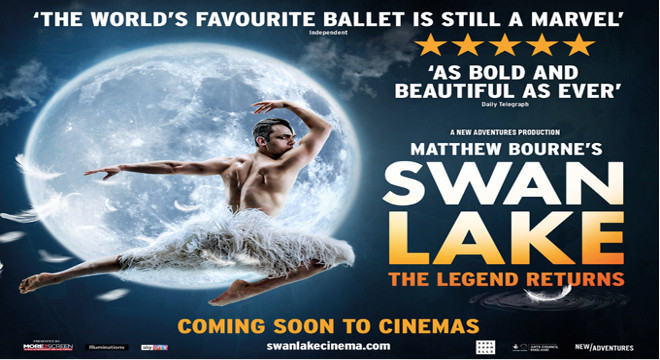2987 MATTHEW BOURNE'S SWAN LAKE