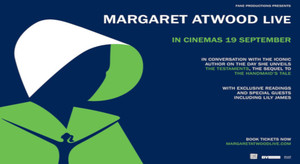 2995 MARGARET ATWOOD: LIVE ON SCREEN