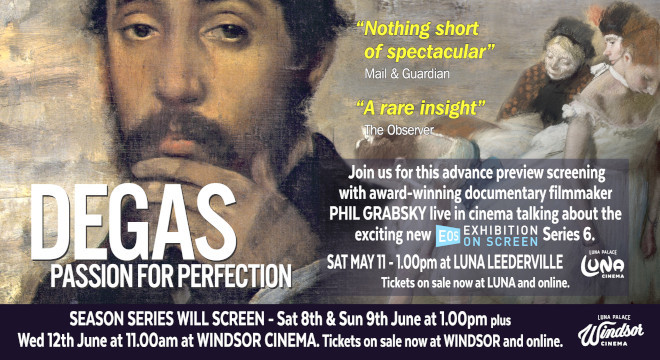 EOS19: DEGAS PASSION FOR PERFECTION Q&A with PHIL GRABSKY