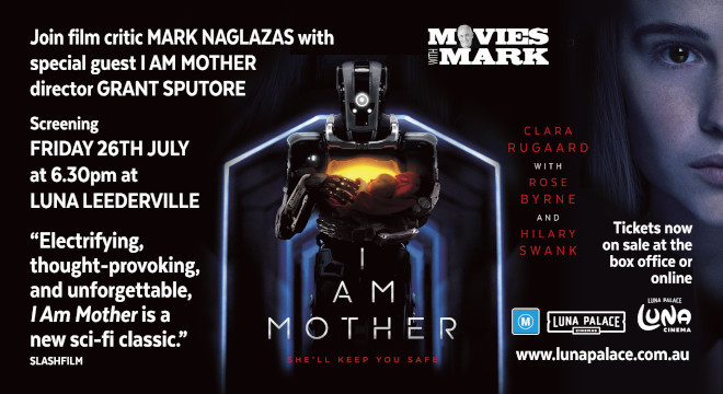 I AM MOTHER- MOVIES WITH MARK