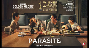 Parasite - Advance screening