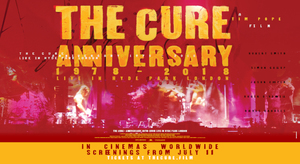 THE CURE - ANNIVERSARY 1978-2018 LIVE IN HYDE PARK LONDON. Extra session