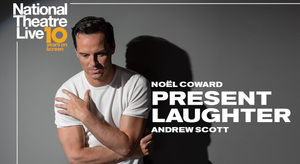 NTLIVE: PRESENT LAUGHTER