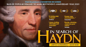 TGC20: IN SEARCH OF HAYDN - POSTPONED