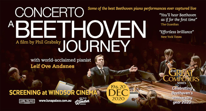 TGC20: CONCERTO, A BEETHOVEN JOURNEY