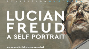 EOS21: LUCIAN FREUD: A SELF PORTRAIT