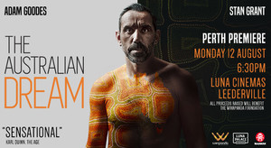 3177 THE AUSTRALIAN DREAM: OFFICIAL PERTH PREMIERE FUNDRAISER SCREENING