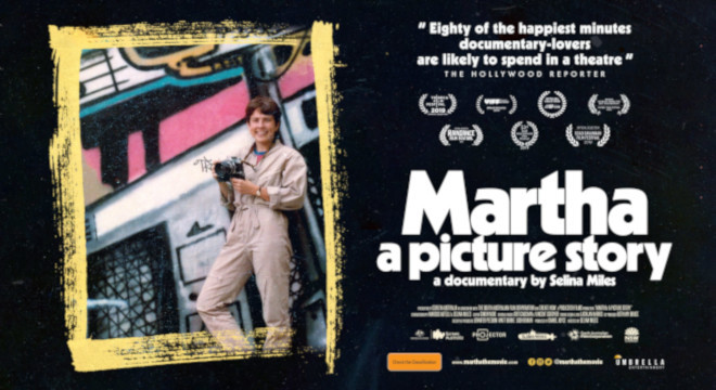 MARTHA: A PICTURE STORY - LIMITED SCREENINGS