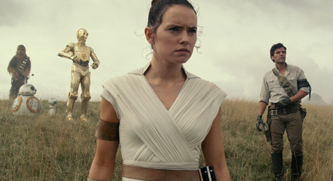 3369 Star Wars: The Rise of Skywalker