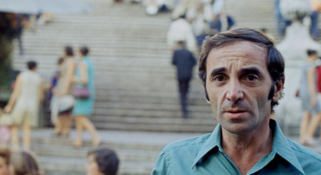 3481 AFFFF20: Aznavour by Charles