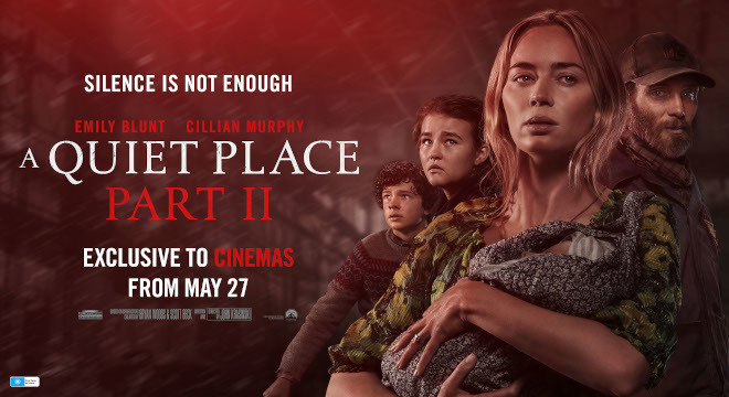 3526 Quiet Place Part II, A