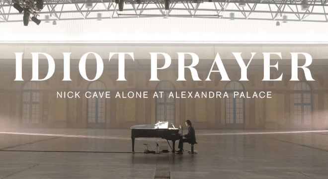 3639 IDIOT PRAYER: NICK CAVE ALONE AT ALEXANDRA PALACE.