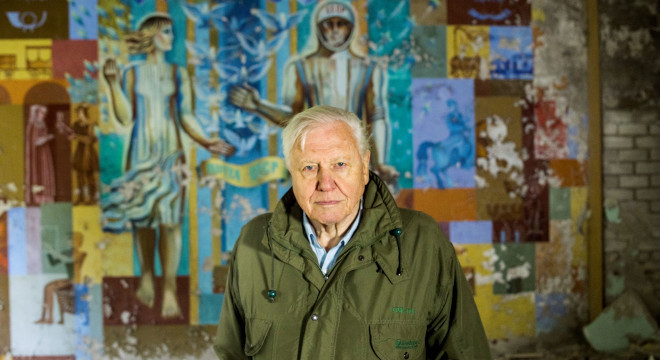 3670 DAVID ATTENBOROUGH: A LIFE ON OUR PLANET
