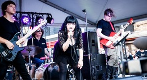 3804 REV20: LYDIA LUNCH THE WAR IS NEVER OVER