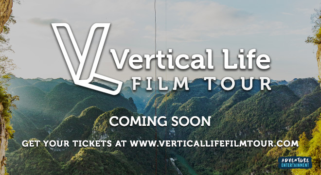 VERTICAL LIFE FILM TOUR