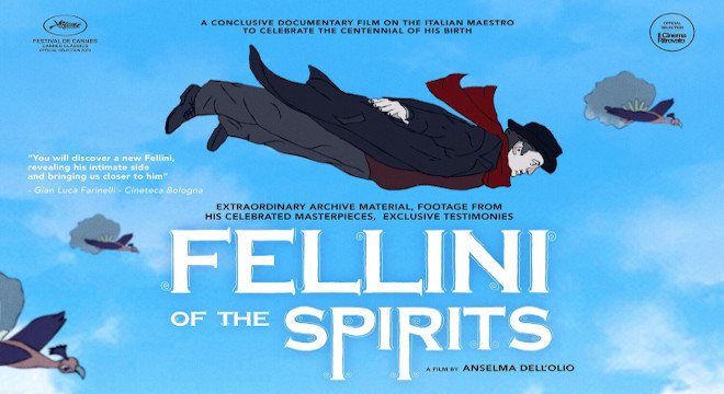 3887 AOS21; FELLINI OF THE SPIRITS