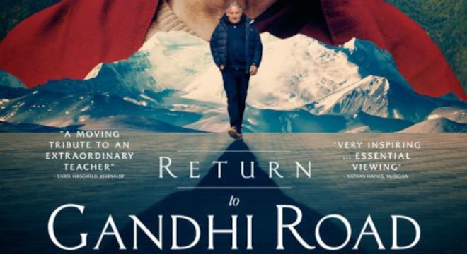 RETURN TO GANDHI ROAD FUNDRAISER EVENT
