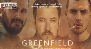 GREENFIELD Q&A FILMMAKER SCREENING NEW DATE